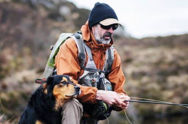 Stewart Yates Fly Fishing Guide Assynt