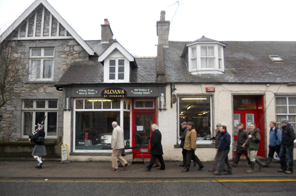The Sloans Tackle Shop in Inverurie